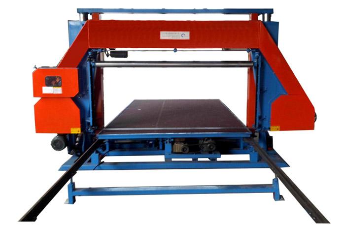 YAHC-1650 / 2150 Sponge flat cutting machine