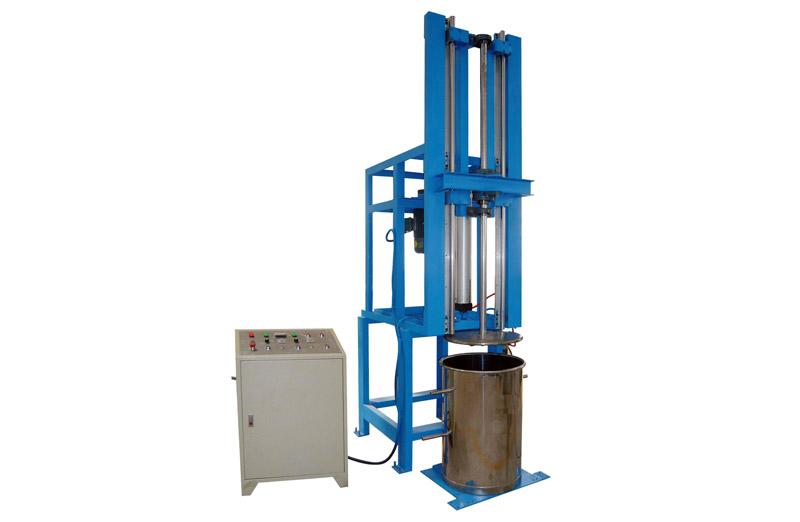 YA-MF11B 15B Manual vertical foaming machine