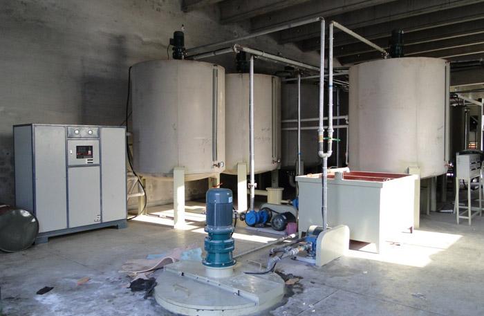 Sponge machine / sponge continuous foaming production line